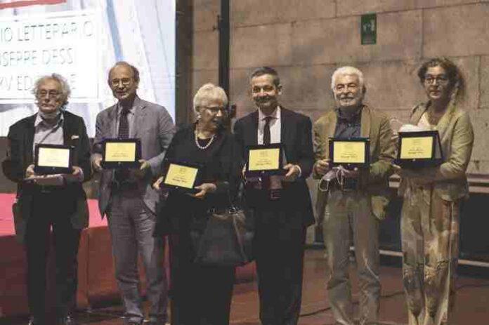 Premio Dessì 2020 Tutti i finalisti