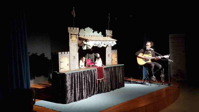 Roma A riveder le stelle Teatro Marionette
