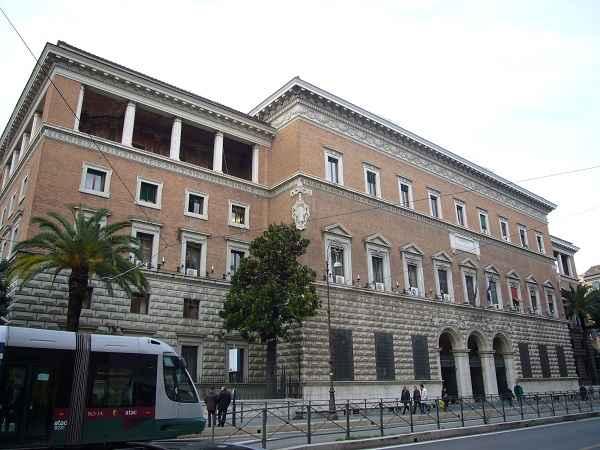 Roma, Ministero della Giustizia a via Arenula -  ph Lalupa