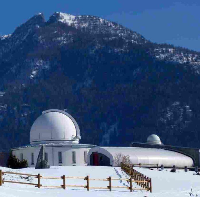 Saint Barthelmy osservatorio
