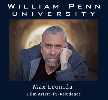 01 Max Leonida @ William Penn