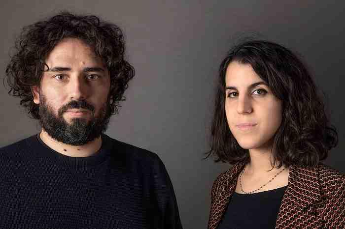 6 Alessandro Pasini e Paola Renda Foto ©Umberto Coa