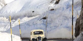 Crugnola Vida su Fiat 508 C del 1937 Ph Gallucci Photo