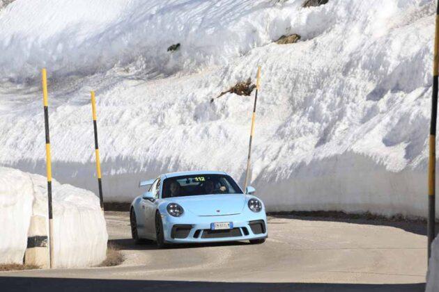 Rizzi Moschetta su Porsche 911 GT3 del 2018 Gallucci Photo