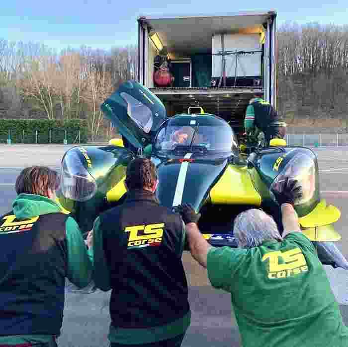 TS Corse team Duqueine Lmp3 Varano2021