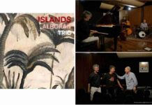 cover cd Islands Alboran Trio