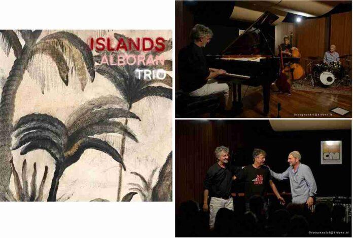 cover cd Islands Alboran Trio