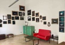 interno galleria Lecce