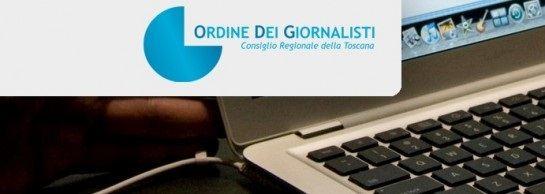 ordine giornalisti toscana