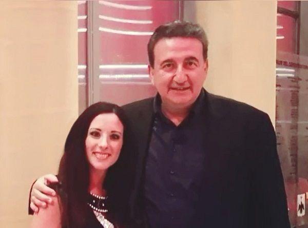 Alessia Pignatelli Roberto Giacobbo
