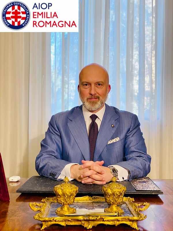 Averardo Orta Presidente AIOP Bologna