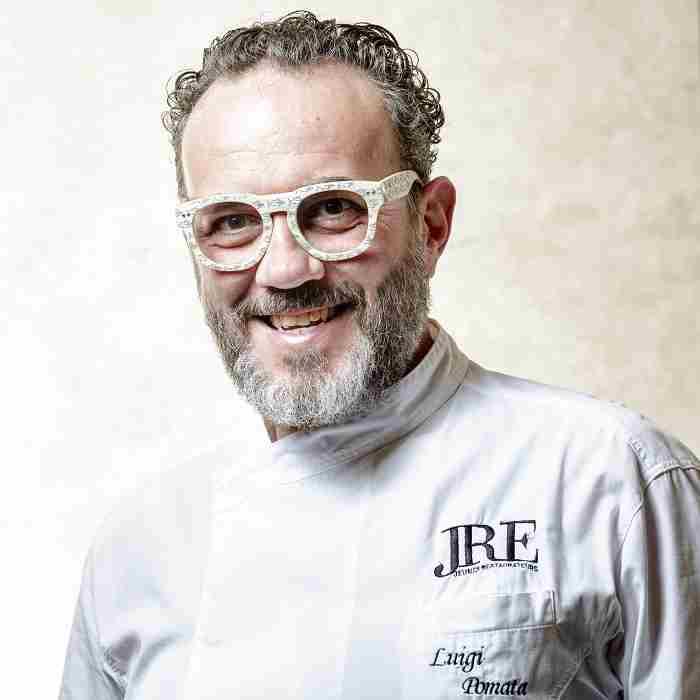 Chef Luigi Pomata