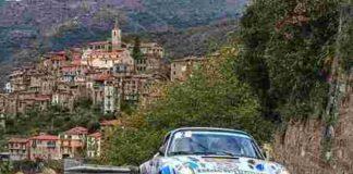 DaZanche Porsche911 GrB action Sanremo21