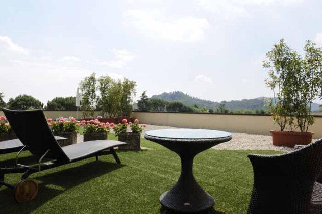 Ermitage la comodità di una residenza alberghiera la sicurezza di un centro medico di riabilitazione