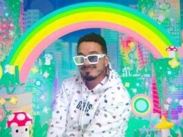 GUESS FWY BALVIN campaign