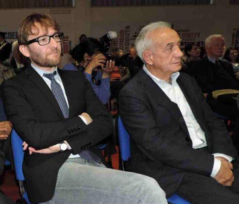 Pierpaolo Bellucci e Nicola Giuseppe Smerilli