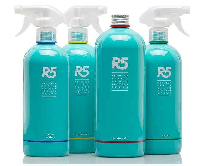 R5 groupage