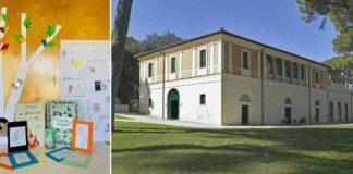 Roma Casina di Raffaello Laboratori online bimbi