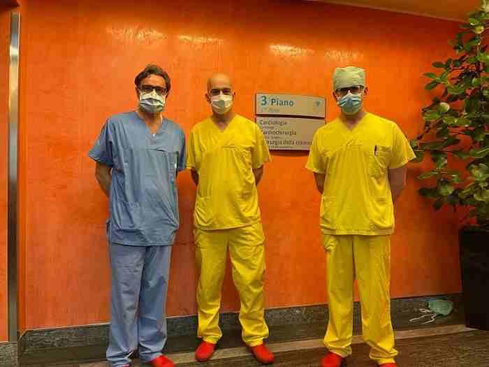 Salus Hospital Dott. Fiorani, Dott. Paci, Dott. Rapicetta