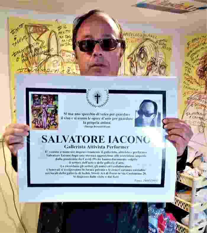 Salvatore Iacono is Dead