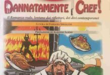 cover dannatamente chef