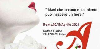 invito Artigiani in Mostra 10 e 11 aprile Palazzo Colonna