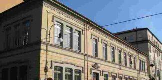 l'edificio di via Bligny