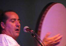 nando citarella tamburi a cornice