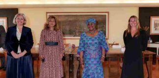 B20 Italy WTO Marcegaglia Ngozi Okonjo Iweala