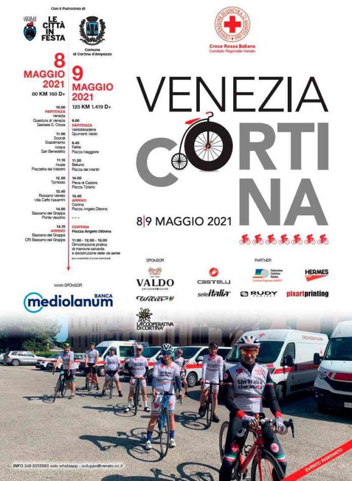 Cortina celebra la Giornata Mondiale della Croce Rossa
