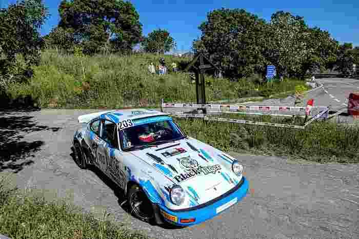 DaZanche Porsche911 GrB action2 TargaF21