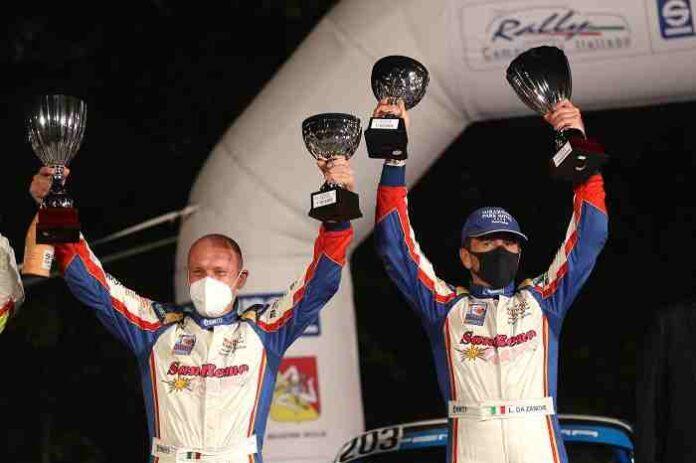 De Luis e Da Zanche vincitori alla Targa Florio Porsche 911 GrB 2021