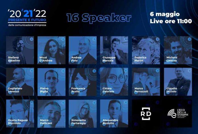 Evento '20 '21 '22 Rinascita Digitale e L'Eco della Stampa