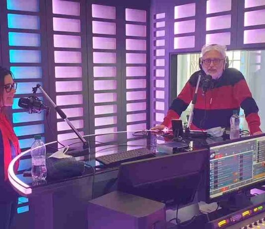 FOTO RADIO VISIT ITALY 2021