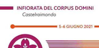 InfiorataCastelraimondo GrandTourdelleMarche2021