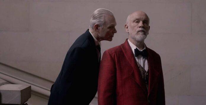 Keir Dullea, John Malkovich VALLEY OF THE GODS dir Lech Majewski