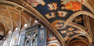 Milano - Chiesa San Maurizio Organo Antegnati