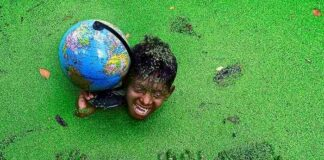 Nikon EPOTY Debasish Chakraborty, Go for Green