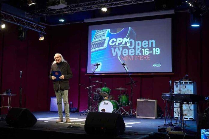 Open Week online 2020 Franco Mussida Foto d'archivio