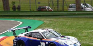 PCGT Il milanese Costacurta DSW991 Cup Imola 2021
