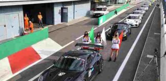 PCGT ambiance grid Monza2021
