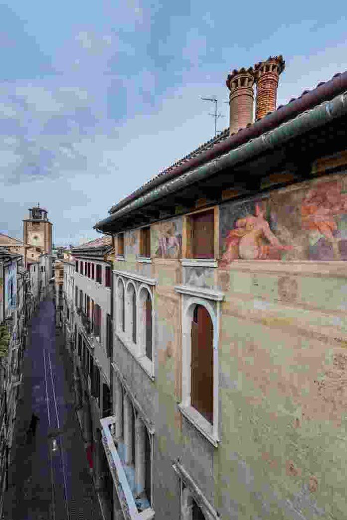 Palazzo Zignoli fotografia Piai Piccoli