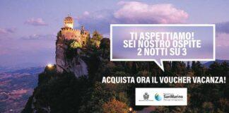 San Marino campagna Voucher Vacanza