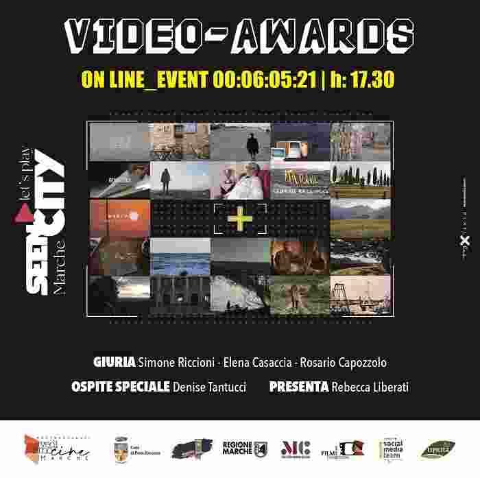 SeenCity Locandina Premiazione