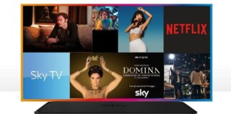 Sky e Netflix r