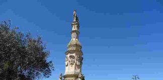 Vernole colonna di Sant'Anna