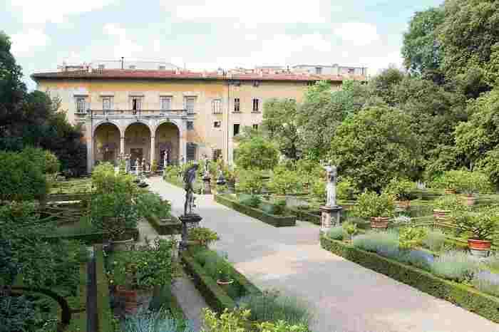1 Palazzo Corsini e il Giardino
