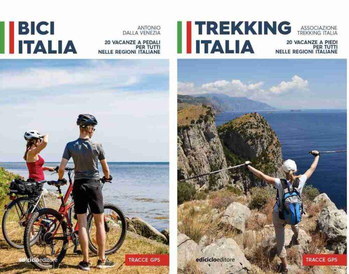 Bici Italia Trekking Italia Sole 24 Ore in edicola