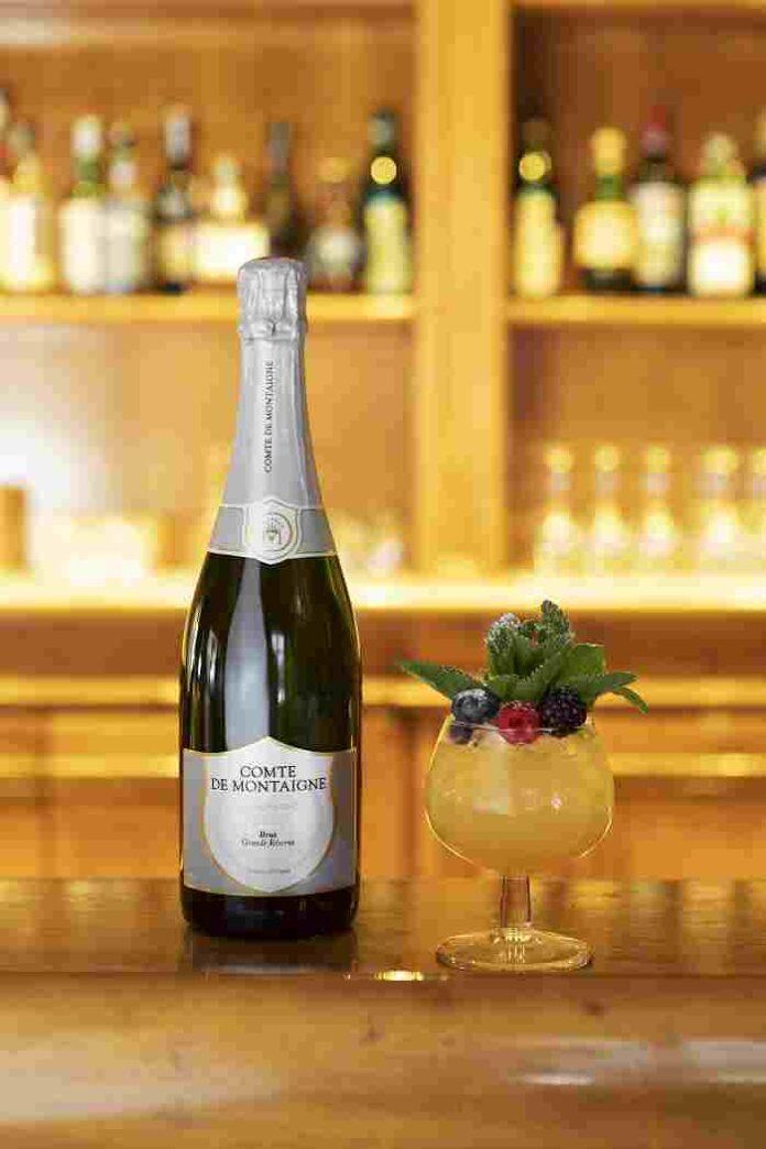 Cobler Champagne Séduction