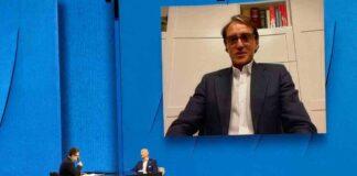 Roberto Mancini a Che Tempo Che Fa domenica 30 maggio 2021